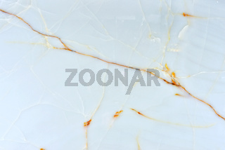Real natural ' Onyx White Golden Vein ' texture pattern.