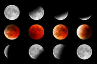 red moon turning