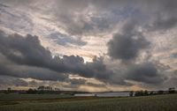 Clouds over the Schlei