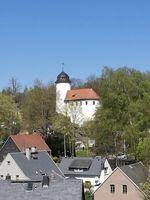 Rabenstein Castle in Chemnitz, Saxony, Germany
