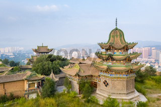 xining south mountain gongbei temple