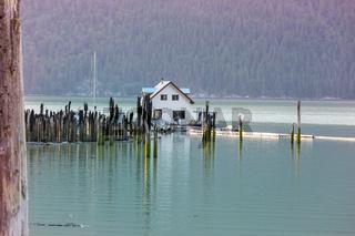 Canadian coast