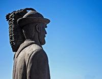 Winemaker figure Lanzarote