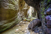 canyon of Avakas in Cyprus