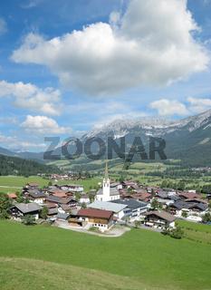Ellmau am Wilden Kaiser,Tirol,Oesterreich