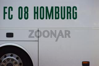 Mannschaftsbus FC 08 Homburg