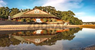 goddard memorial state park in east greenwich rhode island