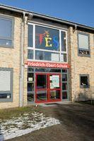 elementary school, entrance