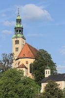 Salzburg - Müllner Pfarrkirche, Österreich