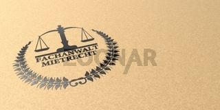 Specialized Lawyer Law Of Tenancy