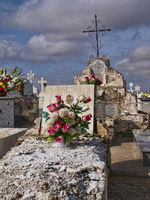 Old Christian Graveyard at Lillo