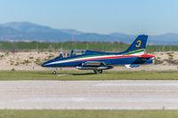 RC model airplane Aermacchi MB 339