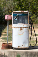 Disused Gas Pumps