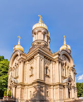 Russian Orthodox Church of Saint Elizabeth in Wiesbaden