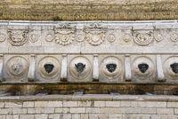Fontana del Calamo, fountain, Ancona, Italy, Europe