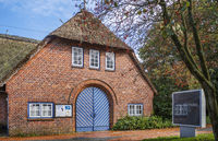 Art Gallery in Eckernfoerde Schleswig-Holstein