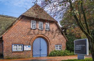 Kunstgalerie in Eckernfoerde Schleswig-Holstein