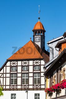 Bilder aus Gernrode im Harz Rathaus