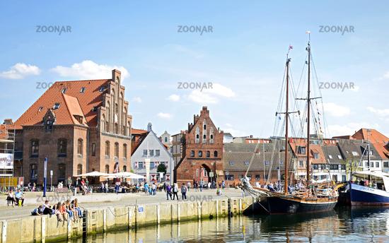 Am Alten Hafen Wismar
