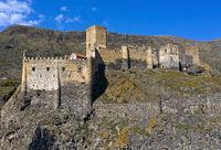 Khertvisi fortress, Meskheti region, Georgia