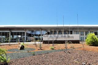 Seymour Airport Galapagos Islands