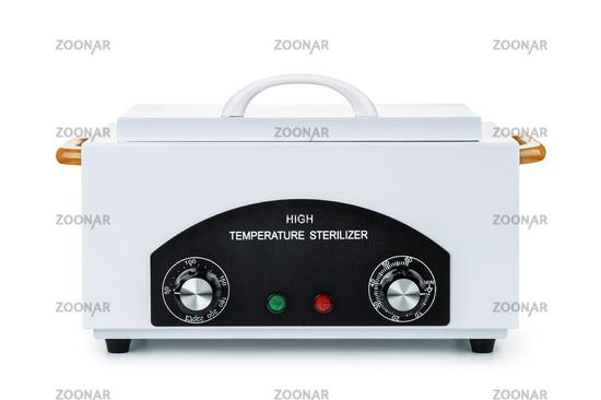 Table top high temperature sterilizer
