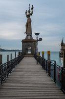 Imperia Statue at Konstanz