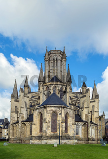 Coutances Cathedral, France