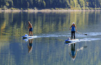 Stand UP Paddling trend sport