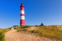 Weg zum Leuchtturm