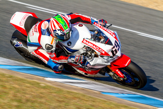 Nicky Hayden pilot of Superbikes SBK