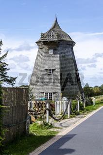 Windmühle Vitte, Hiddensee