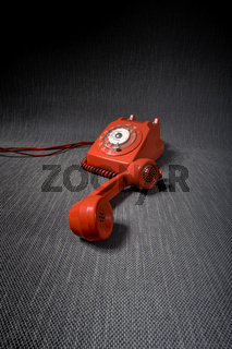 1960 RED TELEPHONE