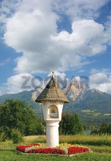 Bildstock am Faaker See,Kaernten,Oesterreich