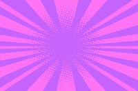 pink pop art background