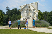 The Breakthrough - Monument of European Freedom,Pan-European Picnic Memorial Park,Fertörakos,Hungary