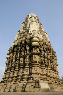 DULADEO TEMPLE, Facade - General View, Southern Group, Khajuraho, Madhya Pradesh, UNESCO World Heritage Site