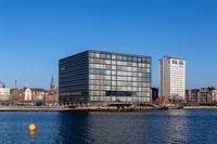 Nykredit Building in Copenhagen, Denmark