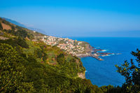 The magical tropical island of Madeira