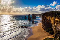 Grandiose coast of Australia