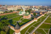 Tula Kremlin and Epiphany Cathedral