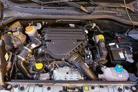 Car Engine Detail