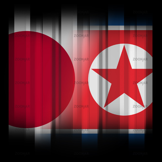 Tokyo And North Korea Dprk Military Peace 3d Illustration
