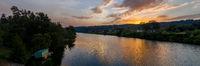 Nepean River Panorama