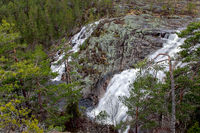 Waterfall Skjeggedal