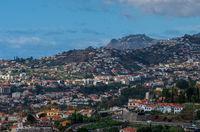 Funchal on Madeira Island