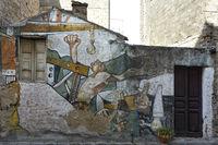 Sardinia Murals of Orgosolo
