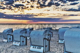 Strandkörbe | Beach chairs