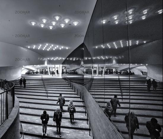 Opera House Elbphilharmonie, Hamburg
