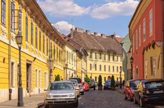 Rákóczi Ferenc Street - Szentendre